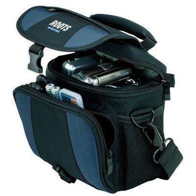 Roots Camera Bag