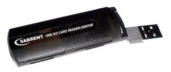 Sabrent 4in1 Card Reader