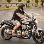 Yamaha Wolverine Biker